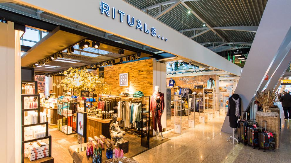 Badkamer Outlet Eindhoven : Shops & facillities eindhoven airport