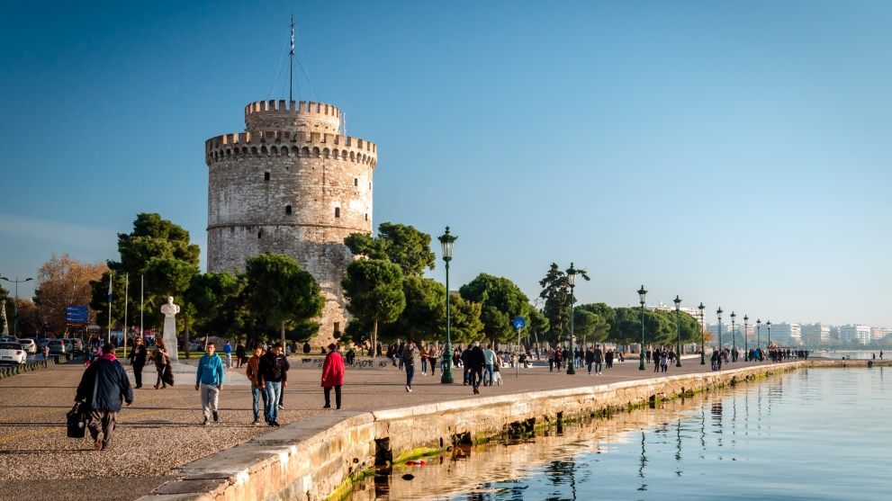 Flying to Thessaloniki? Book your Ticket now | Eindhoven Airport
